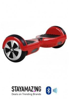 "Self Balancing Smart Electric 6.5"" Wheels Scooter (Bluetooth)"