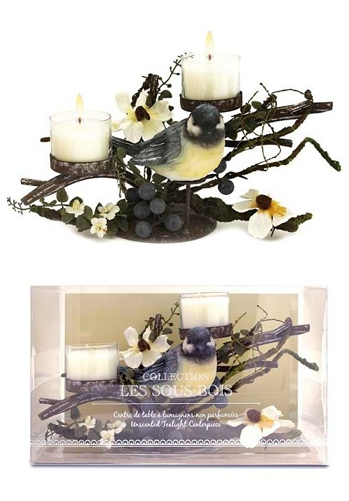Underwood Unscented Tealight