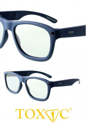 SOLAIRE TOXIC SUNGLASSES - TLCD-681-50