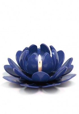 Candle Lotus Holder