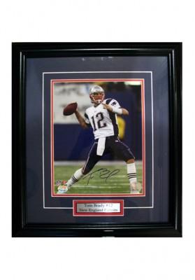 Tom Brady, Autographed Photo
