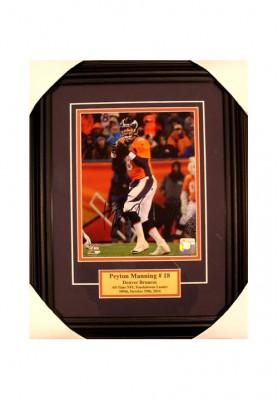 Peyton Manning, Autographed Photo