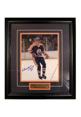 Wayne Gretzky, Autographed Rookie