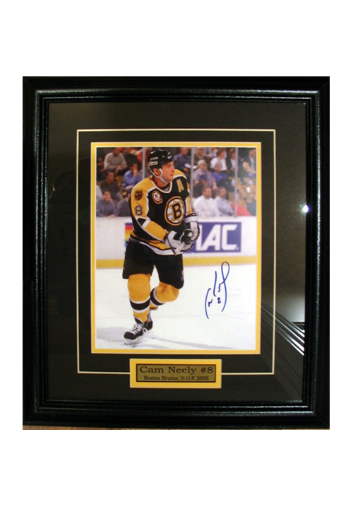 Cam Neely, Autographed Photo