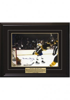 Bobby Orr, Autographed Photo